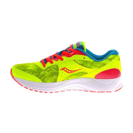 נעליים סאקוני לנשים Saucony GRID SAPPHIRE - צהוב