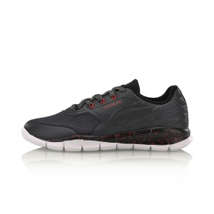 נעליים לי נינג לגברים Li-Ning Smart Light Support - שחור/אדום