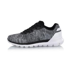 נעלי אימון לי נינג לנשים Li-Ning Smart Move Running - שחור/לבן