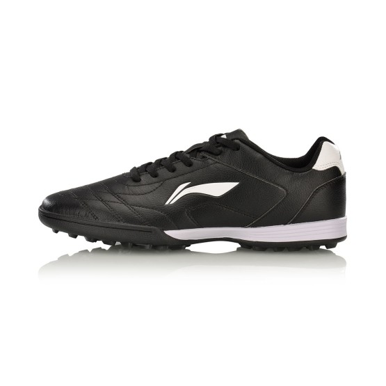 נעליים לי נינג לגברים Li-Ning Soccer TF - שחור/לבן