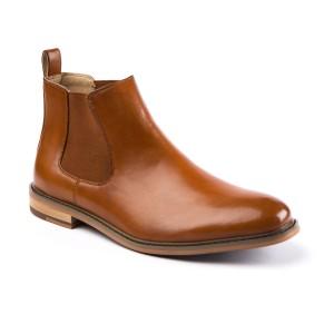 נעליים אלגנטיות דיר סטאגס לגברים DEER STAGS TRIBECA - חום