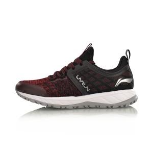 נעליים לי נינג לגברים Li-Ning Waterproof Splash - שחור/אדום