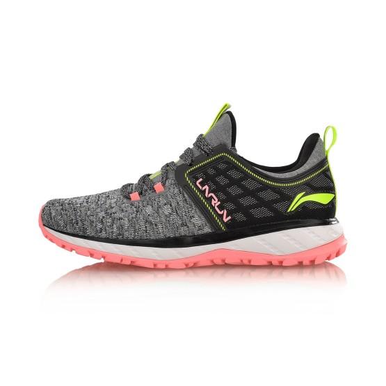 נעליים לי נינג לנשים Li-Ning Waterproof Splash - אפור/צהוב