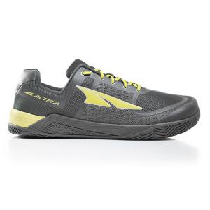 נעליים אלטרה לגברים ALTRA HIIT XT - שחור/צהוב