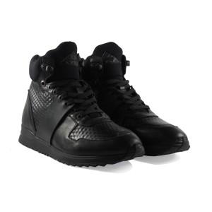 נעליים אלגנטיות נו ברנד לגברים NOBRAND Charlie - שחור