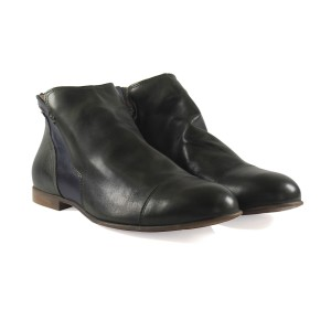 נעליים אלגנטיות נו ברנד לגברים NOBRAND Pacific - ירוק כהה