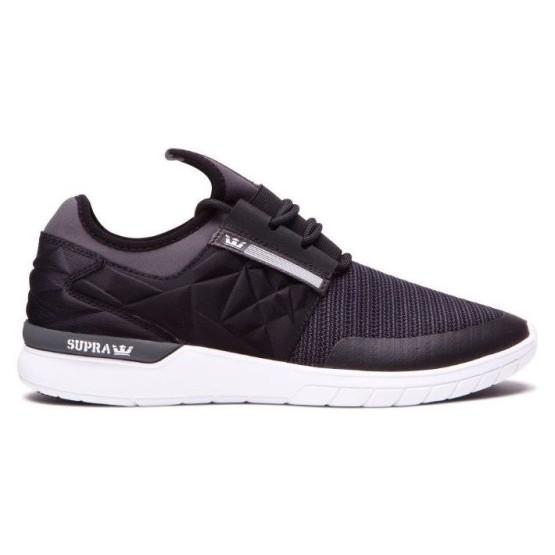 נעליים סופרה לגברים Supra Flow run evo - שחור