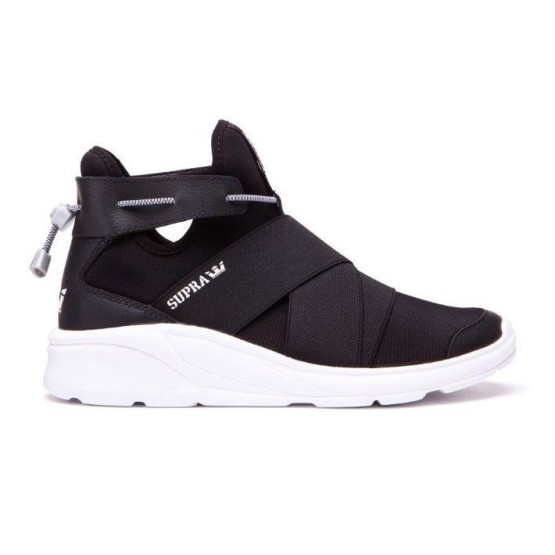 נעליים סופרה לנשים Supra Anevay - שחור