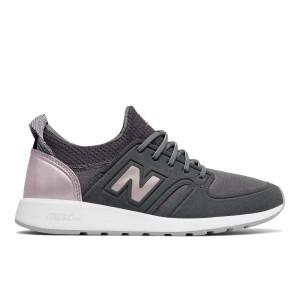 מוצרי ניו באלאנס לנשים New Balance WRL420 - אפור/ורוד