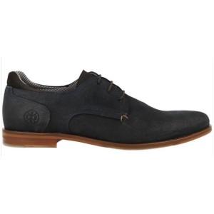 נעליים אלגנטיות בולבוקסר לגברים Bullboxer Don - כחול כהה