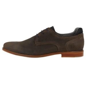 נעליים אלגנטיות בולבוקסר לגברים Bullboxer Don - חום כהה