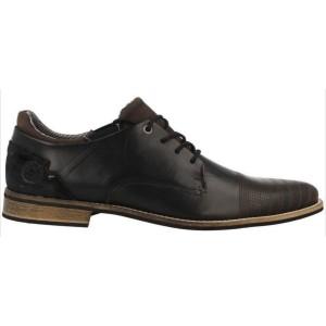 נעליים אלגנטיות בולבוקסר לגברים Bullboxer Bradley - שחור