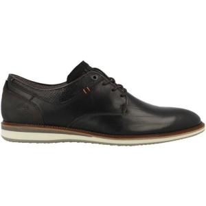 נעליים אלגנטיות בולבוקסר לגברים Bullboxer Matt - שחור