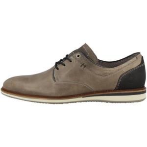 נעליים אלגנטיות בולבוקסר לגברים Bullboxer Matt - אפור