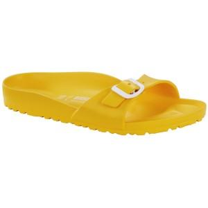 מוצרי בירקנשטוק לנשים Birkenstock Madrid EVA - צהוב