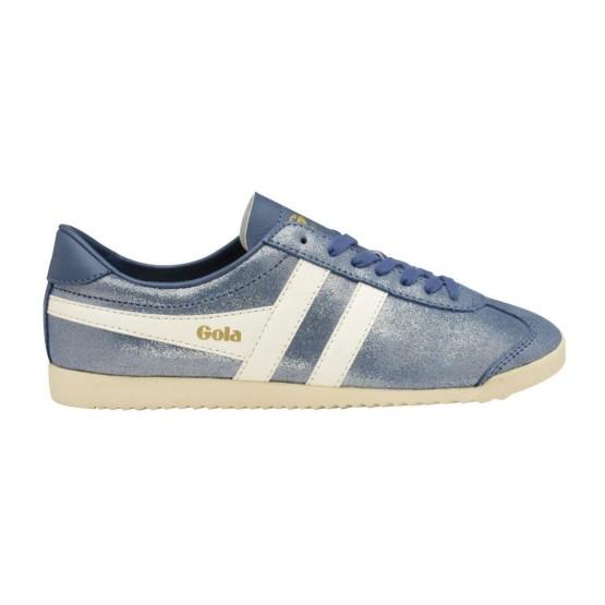 נעליים גולה לנשים Gola Bullet Glitter - כחול