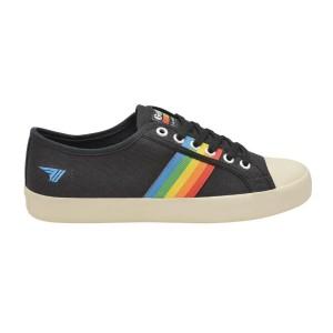 מוצרי גולה לנשים Gola Coaster Rainbow - שחור
