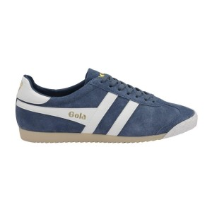נעליים גולה לנשים Gola Harrier 50 Suede - כחול