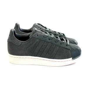 נעליים Adidas Originals לגברים Adidas Originals Originals Superstar - ירוק