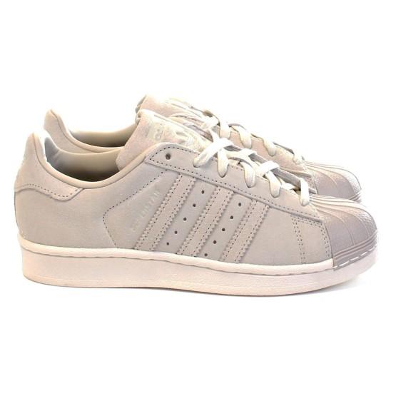 נעליים Adidas Originals לגברים Adidas Originals Originals Superstar - בז'