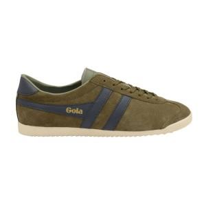 נעליים גולה לגברים Gola Bullet Suede - חאקי