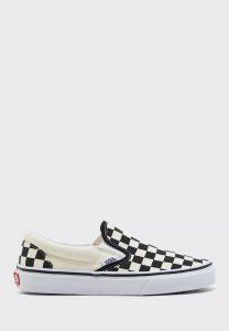 נעלי סניקרס ואנס לגברים Vans Classic Slip-On - צהוב