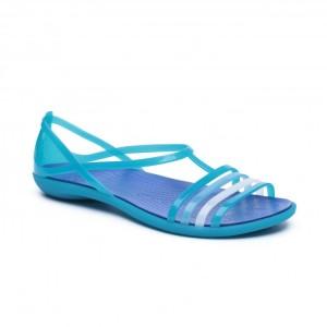 מוצרי Crocs לנשים Crocs Isabella Sandal - טורקיז