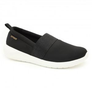 מוצרי Crocs לנשים Crocs LiteRide SlipOn - שחור
