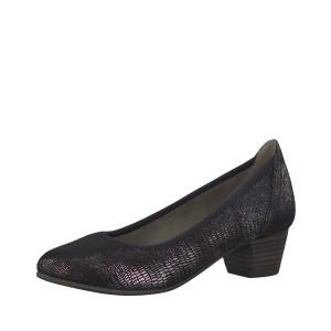 מוצרי Soft Line לנשים Soft Line Spring Heel - שחור