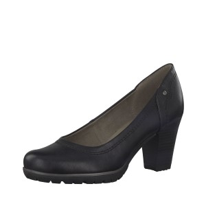 מוצרי Soft Line לנשים Soft Line Closed Toe Pumps - שחור