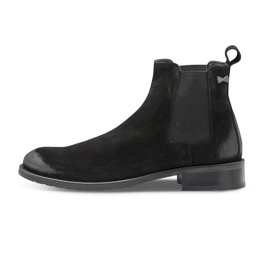 מגפיים פיוקו נרו לגברים FIOCCO NERO BOOTS 579 - שחור