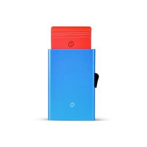 מוצרי סי-סקורי לנשים C-Secure Card Holder - כחול