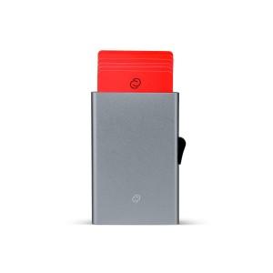 מוצרי סי-סקורי לנשים C-Secure Card Holder - טיטניום