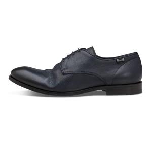 נעליים אלגנטיות פיוקו נרו לגברים FIOCCO NERO DERBIES  570 - כחול