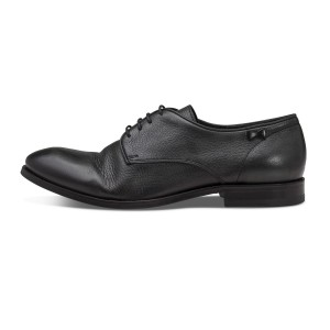 נעליים אלגנטיות פיוקו נרו לגברים FIOCCO NERO DERBIES  570 - אפור