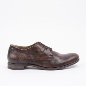 נעליים אלגנטיות סניקי סטיב לגברים Sneaky Steve Dirty Low - חום