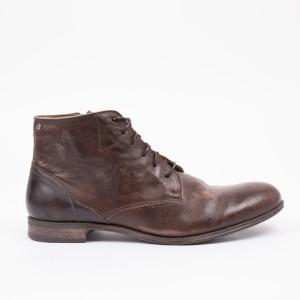 נעליים אלגנטיות סניקי סטיב לגברים Sneaky Steve Dirty Mid - חום