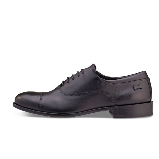 נעליים אלגנטיות פיוקו נרו לגברים FIOCCO NERO OXFORDS  558 - שחור