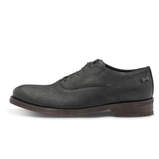נעליים אלגנטיות פיוקו נרו לגברים FIOCCO NERO OXFORDS  567 - שחור