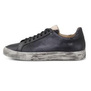 נעליים פיוקו נרו לגברים FIOCCO NERO SNEAKERS  571 - שחור פחם