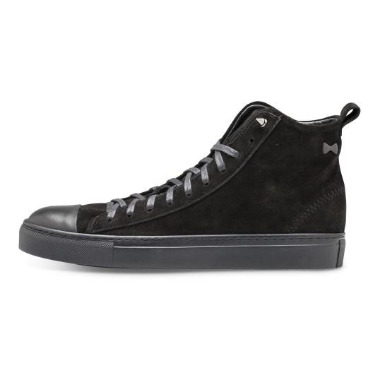 נעליים פיוקו נרו לגברים FIOCCO NERO SNEAKERS  577 - שחור