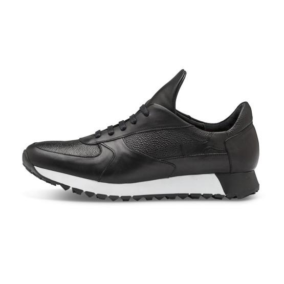 נעליים פיוקו נרו לגברים FIOCCO NERO SNEAKERS  581 - שחור
