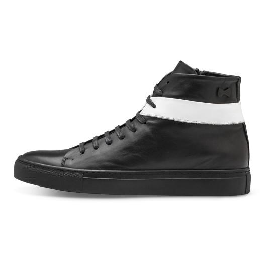 נעליים פיוקו נרו לגברים FIOCCO NERO SNEAKERS  582 - שחור
