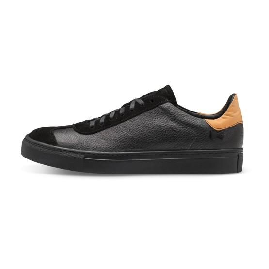 נעליים פיוקו נרו לגברים FIOCCO NERO SNEAKERS 583 - שחור