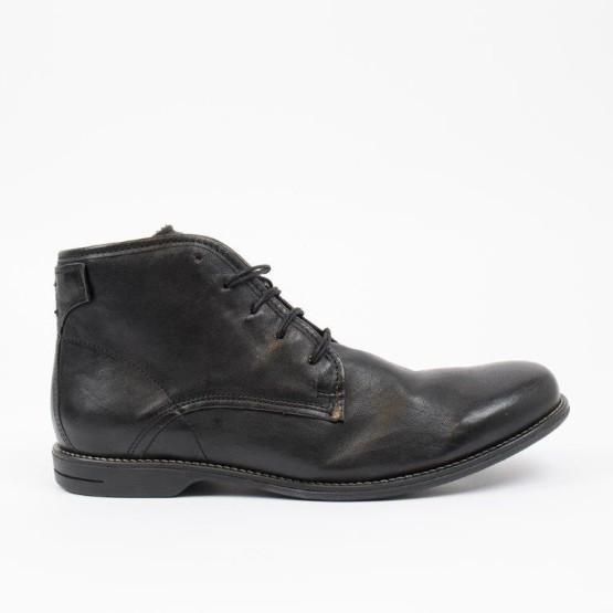 נעליים אלגנטיות סניקי סטיב לגברים Sneaky Steve Slayer - שחור
