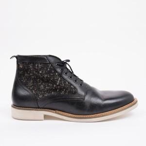 נעליים אלגנטיות סניקי סטיב לגברים Sneaky Steve Struck - שחור