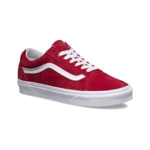 נעלי הליכה ואנס לנשים Vans Old Skool - אדום