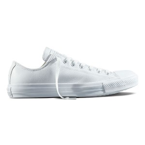 נעלי הליכה קונברס לנשים Converse Chuck Taylor Low Top S - לבן