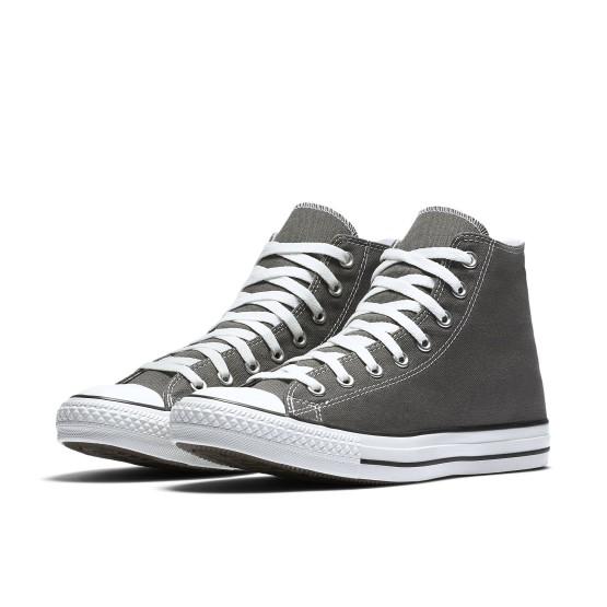 נעלי הליכה קונברס לנשים Converse Chuck Taylor High Top - אפור