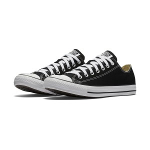 נעלי הליכה קונברס לנשים Converse Chuck Taylor Low Top - שחור/לבן